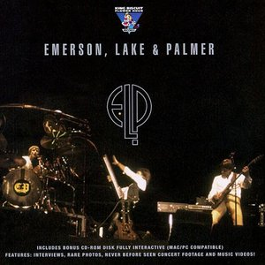 Image for 'King Biscuit Flower Hour: Emerson, Lake & Palmer'