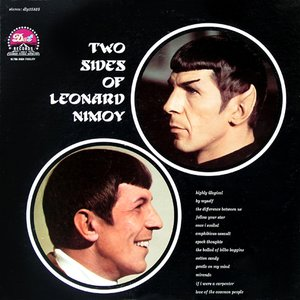 Image pour 'The Two Sides of Leonard Nimoy'