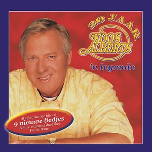 Image for '20 Jaar Koos Alberts - 'n Legende'