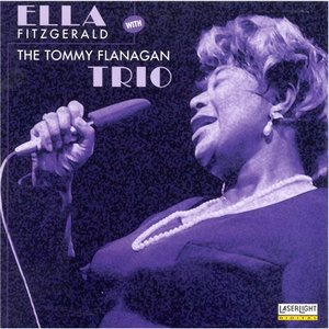 Image for 'Ella Fitzgerald with the Tommy Flanagan Trio'