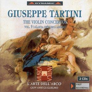 Image for 'Tartini, G.: Violin Concertos, Vol.  9 (L'Arte Dell'Arco) - D. 13, 42, 45, 54, 70, 109, 110, 115, 123, 125'