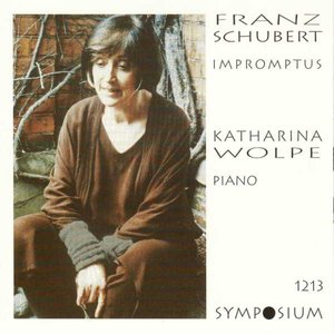 Image pour 'Katharina Wolpe, Vol. 2 (1996)'