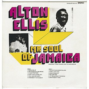 Image for 'Mr. Soul of Jamaica'