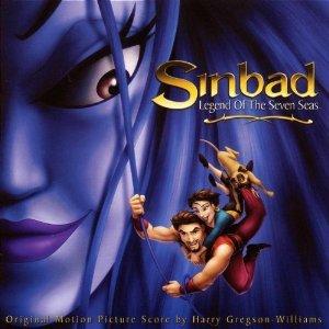 Image for 'Sinbad: Legend Of The Seven Seas (Original Motion Picture Score)'