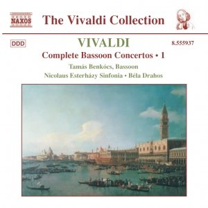 Image for 'VIVALDI: Bassoon Concertos, Vol.  1'