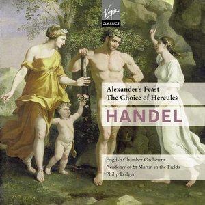 Image for 'Haendel : Alexander's Feast'