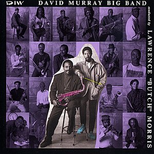 Imagem de 'David Murray Big Band'