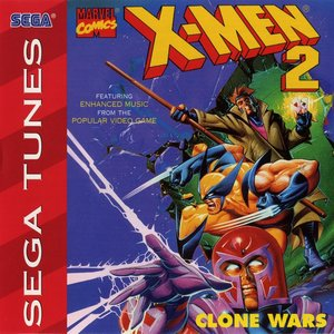 Image for 'X-Men 2: Clone Wars'