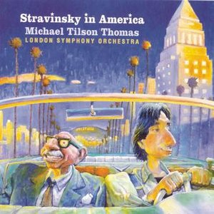 Image for 'Stravinsky In America'