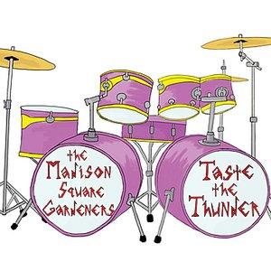 Bild für 'Taste The Thunder'