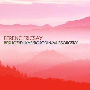 Image for 'Berlioz/Dukas/Borodin/Mussorgsky'