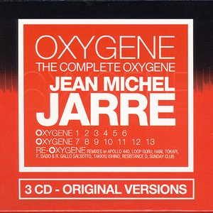 Image for 'Oxygene (Part I)'