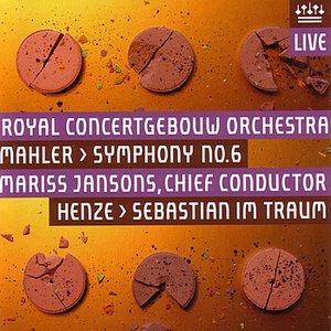 Image for 'Mahler: Symphony No. 6 / Henze: Sebastian Im Traum'