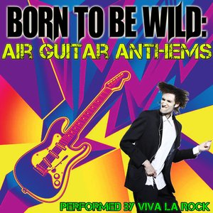 Image pour 'Born To Be Wild: Air Guitar Anthems'