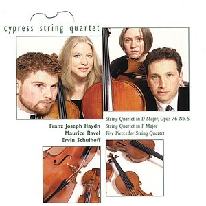 Image for 'Haydn, Ravel, Schulhoff'