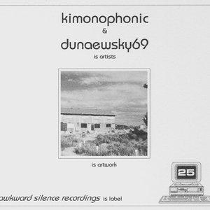 Immagine per 'Kimonophonic and Dunaewsky69 split'