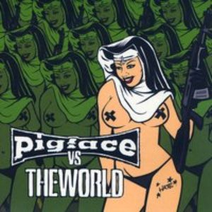 Image for 'Pigface vs The World Vol. 1'
