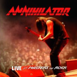 Image for 'Live at Masters of Rock'