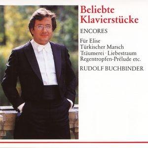 Image for 'Encores - Beliebte Klavierstücke'