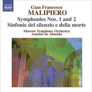 Image for 'Malipiero, G.F.: Symphonies, Vol. 2  - Nos. 1 and 2 / Sinfonie Del Silenzio E De La Morte'