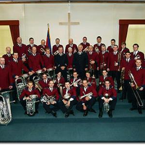 Melbourne Staff Band photo