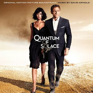 Image for 'Quantum Of Solace: Original Motion Picture Soundtrack'