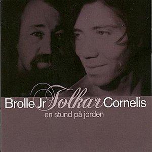 Image for 'Brolle Jr Tolkar Cornelius, En Stund På Jorden'
