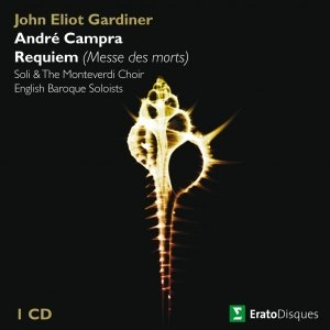 Immagine per 'Campra : Requiem [Messe des morts]'