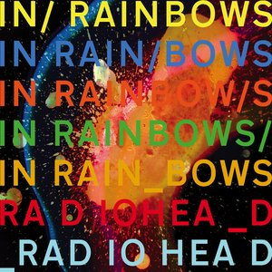 Immagine per 'In Rainbows'