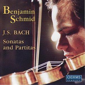 Imagem de 'Bach: Sonatas & Partitas for Solo Violin'