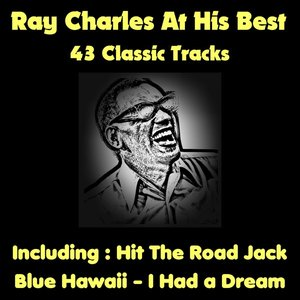 Image for 'Ray Charles At His Best (43 Classic Tracks)'