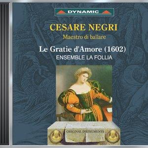 Image for 'Negri, C.: Gratie D'Amore (Le)'