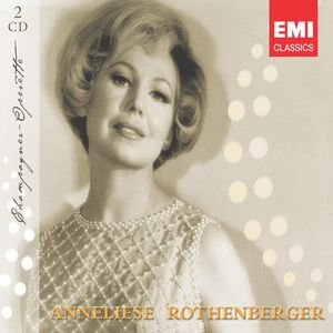 Immagine per 'Anneliese Rothenberger - Champagner-Operette'