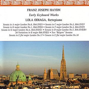 Image for 'Haydn: Early Keyboard Works'
