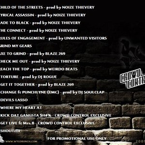 """Image for 'WYLDBUNCH """"CHILD OF THE STREETS"""" HOSTED BY CROWD CONTROL'"""