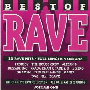 Image for 'Best of Rave, Volume 1'