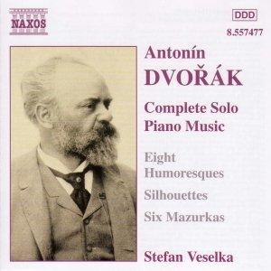 Imagen de 'DVORAK: Humoresques, Op. 101 / Silhouettes, Op. 8'