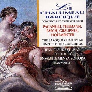 Image for 'Concerto en fa majeur pour chalumeaux soprano & cordes : Finale moderato'
