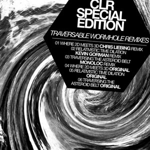 Immagine per 'CLR Special Edition - Traversable Wormhole Remixes'