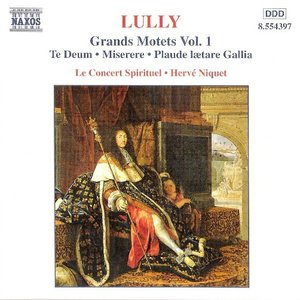 Image for 'LULLY: Grand Motets, Vol. 1'