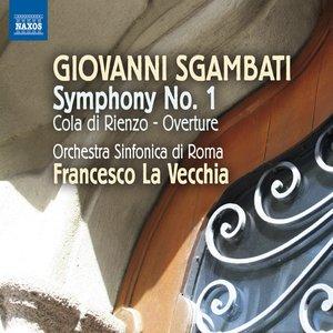 Image for 'Sgambati: Symphony No. 1'