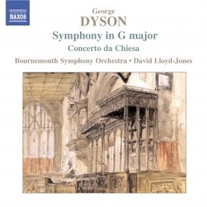 Image for 'DYSON: Symphony in G Major / Concerto da Chiesa / At the Tabard Inn'