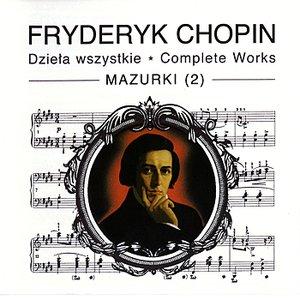 Image for 'Frédéric Chopin Complete Works: Mazurkas vol.2'