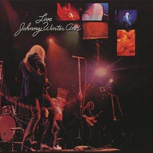 Bild für 'Johnny Winter And / Live'