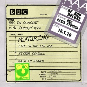 Bild für 'BBC In Concert (15th January 1976) (digital download only)'
