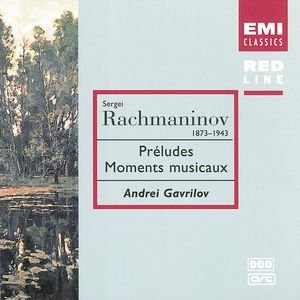 Image for 'Rachmaninov: Piano works'
