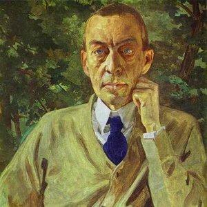 Bild för 'Sergei Rachmaninow'