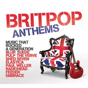 Image for 'Britpop Anthems'