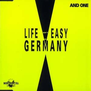 Image for 'Life Isn't Easy in Germany'
