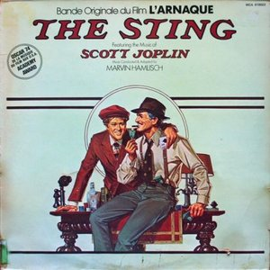Image for 'The Sting (Original Motion Picture Soundtrack)'